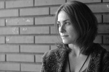 Sevilla, 02-02-11; Entrevista a la escritora Sara Mesa.Foto: Jonathan Palanco